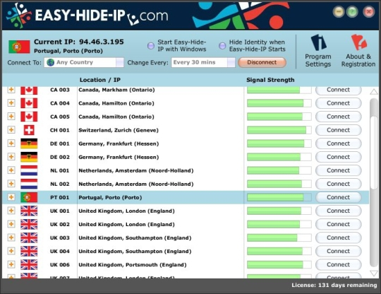 Hide ip easy - фото 8