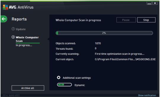 AVG AntiVirus 2014 Download and Install | Windows