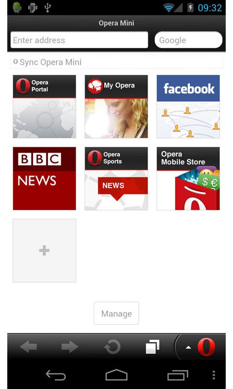 download opera mini versi lama untuk android