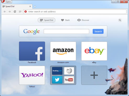 opera mini software  for windows 7