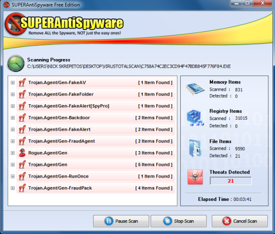 SuperAntiSpyware Free Edition Download and Install | Windows