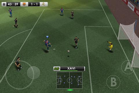 pro evolution soccer 2012 iphone 4s