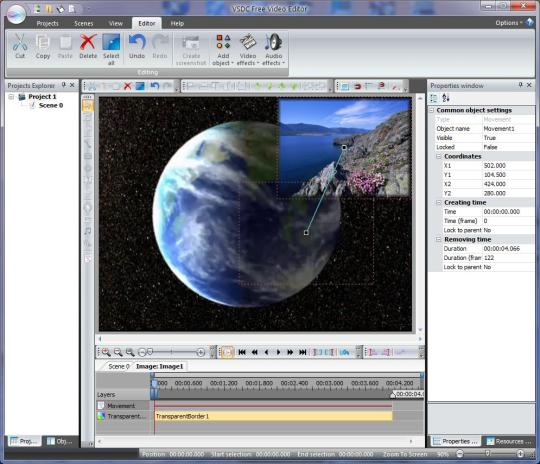 VSDC Free Video Editor Download and Install   Windows