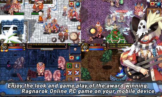 Скачать онлайн игру рагнарок браузерная многопользовательская онлайновая ролевая игра