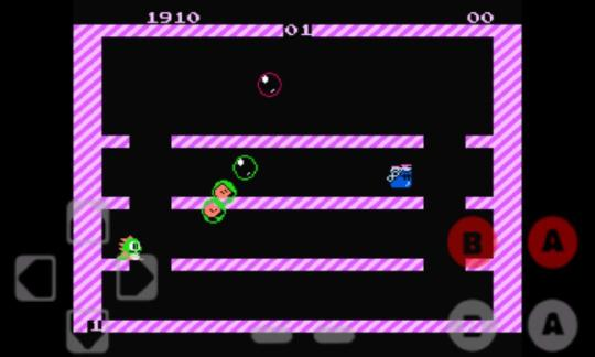 bubble bobble gratis italiano