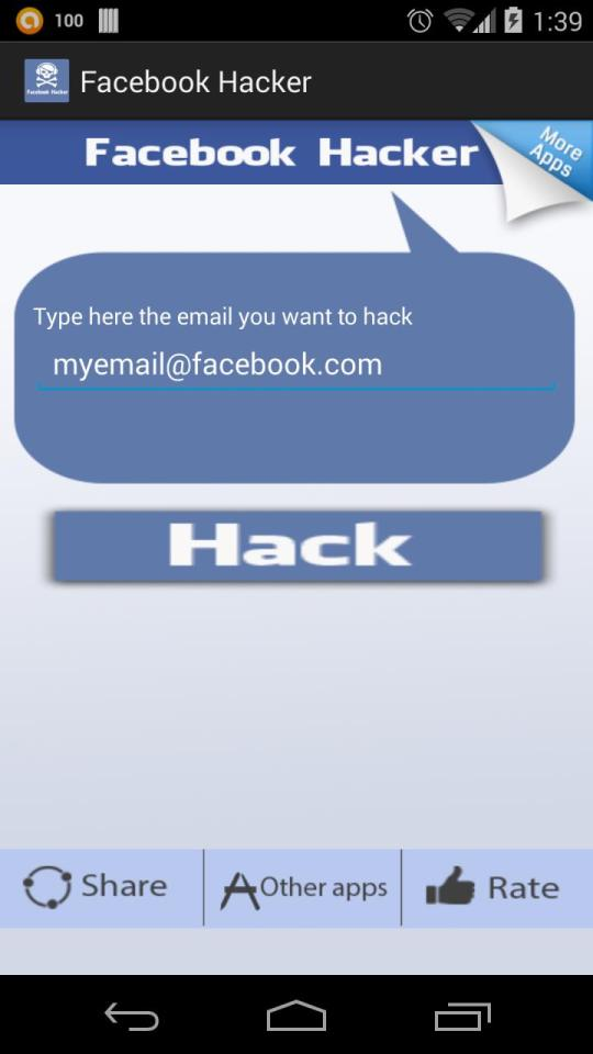Facebook Password Hacker Download and Install | Android