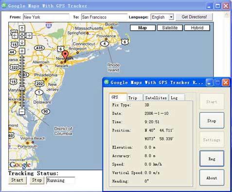 Google Maps with GPS Tracker Baixar e instalar | Windows