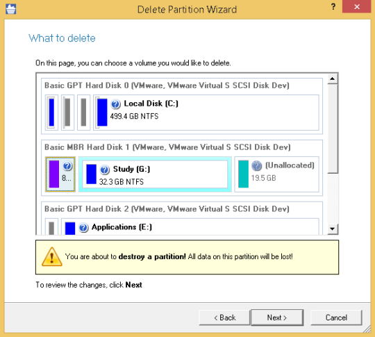 Paragon Partition Manager Free Edition - фото 5