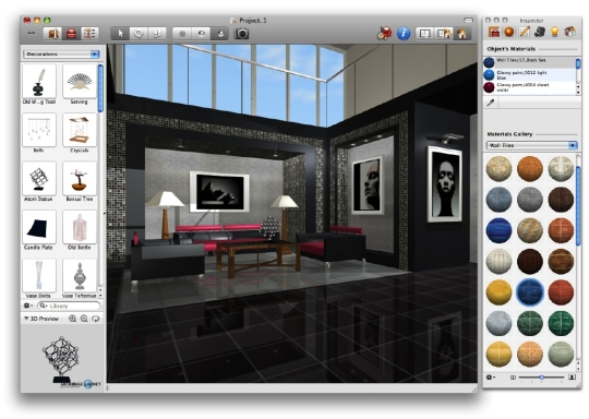 Live Interior 3d Pro Download And Install Mac: professional interior design software