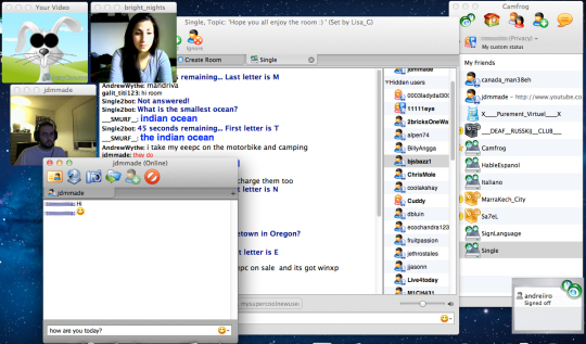 Astounding Yahoo Chat Rooms Mac Os X Interior Design Ideas Lukepblogthenellocom
