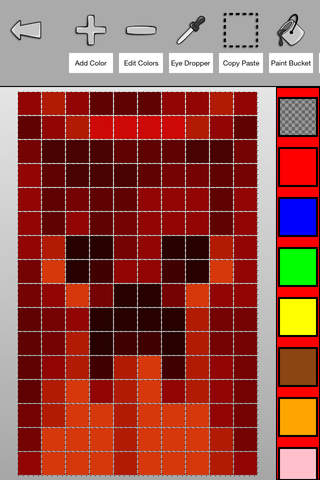 Cape Creator Pro Editor for Minecraft Game Textures Skin Download