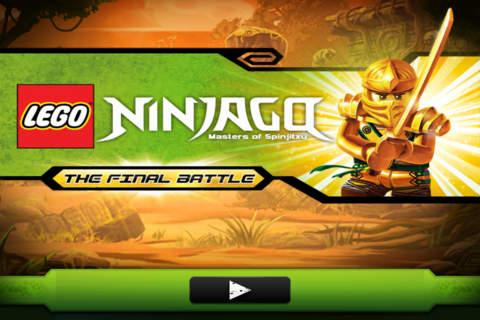 Lego ninjago the final battle t l charger et installer ios - Telecharger ninjago ...