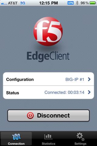 【Appliv】F5 BIG-IP Edge Client
