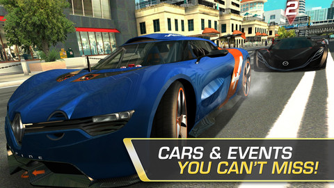 Asphalt 7: Heat Review - It&#39-s hot - What&#39-s On Iphone