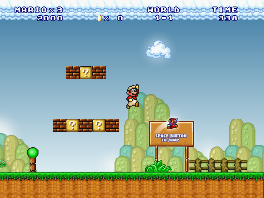 super mario bros flash 3