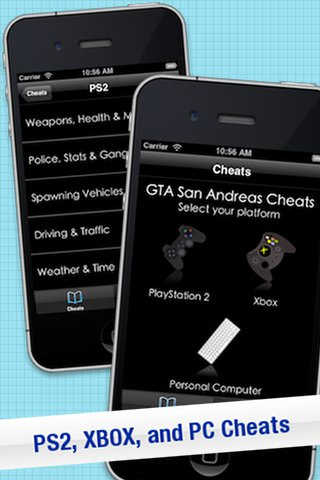 GTA SAN ANDREAS CHEATS Download and Install   Ios