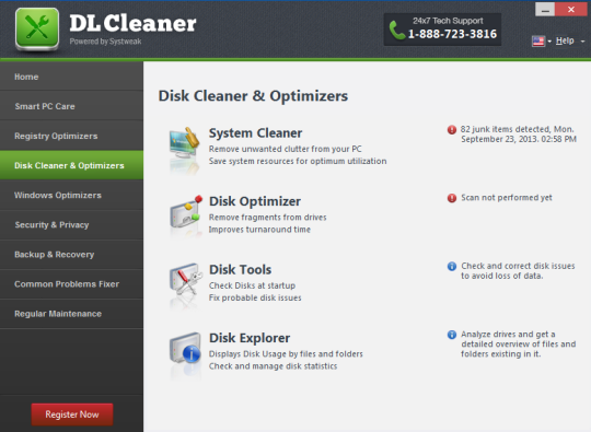 how to clean pc system junk files windows 8