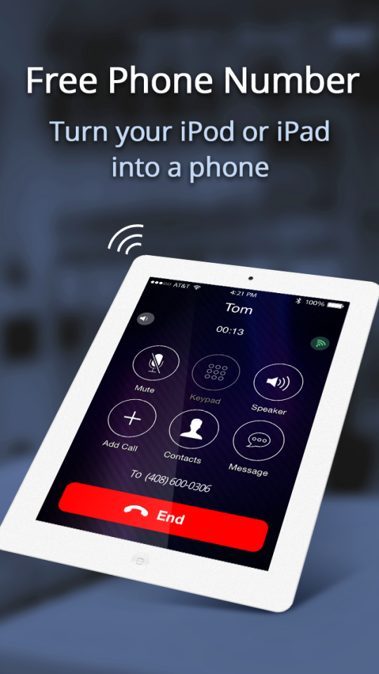 Talktone: Free Calling and SMS Texting app with Cheap or Free