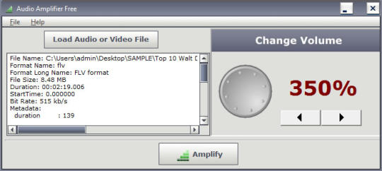 Audio Amplifier Pro Download and Install   Windows