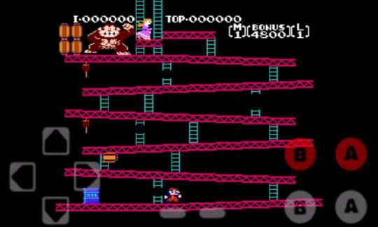 donkey kong free download for android