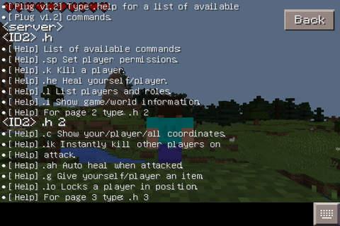Plug For Minecraft PE Download Und Installation Ios - Minecraft pe spieler teleportieren