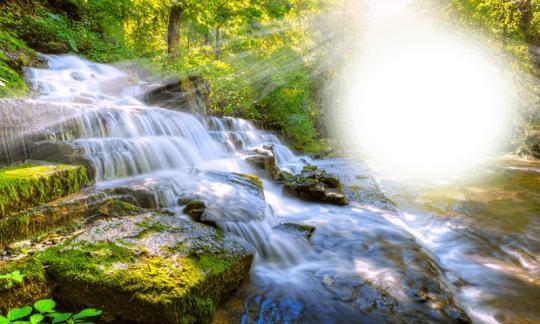 Waterfall Frames Wallpaper Screenshots