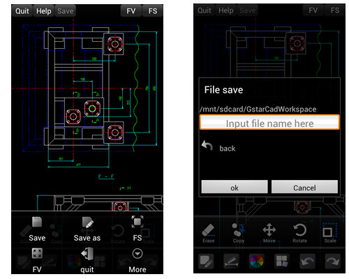 Gstarcad mc mobile client download and install android for Mobel cad programm