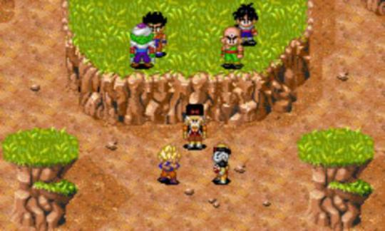 Resultado de imagen para Dragon Ball Z Legacy Of Goku 2