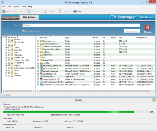 software 730 2006