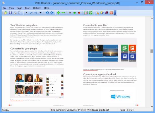 pdf reader for windows 10 ダウンロードしてインストールします windows