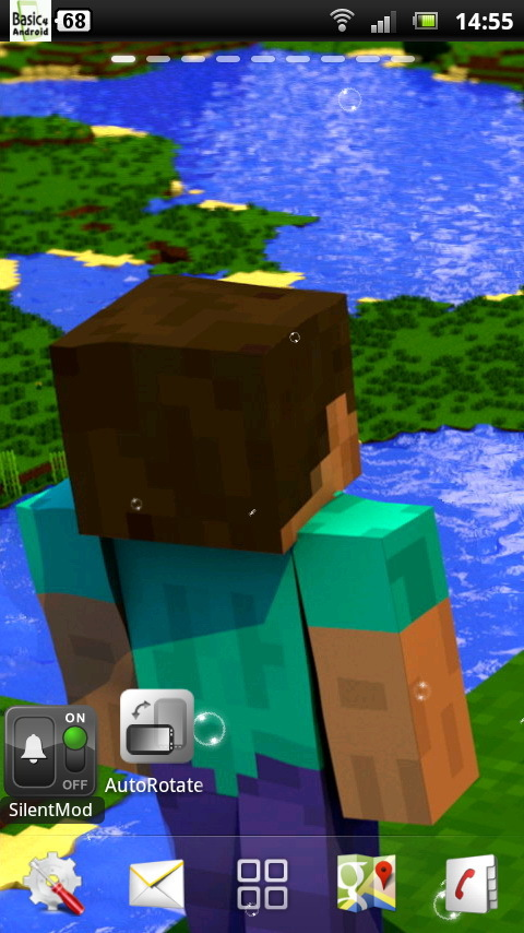 Minecraft Live Wallpaper 3 Download And Install