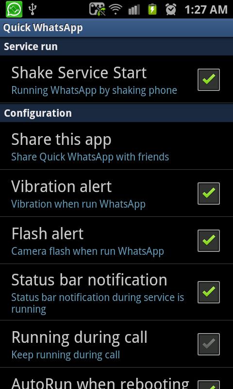 Quick Whatsapp Descargar E Instalar Android