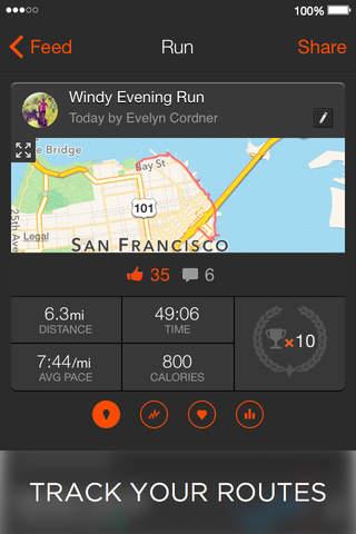 Strava Running and Cycling - GPS Run and Ride Tracker ...