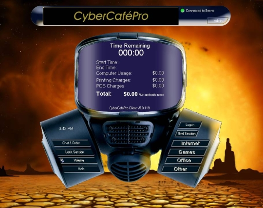 CyberCafePro Client Download and Install | Windows