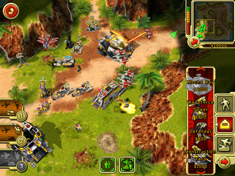 Download command & conquer red alert 1. 8. 20 (free) for ipad.