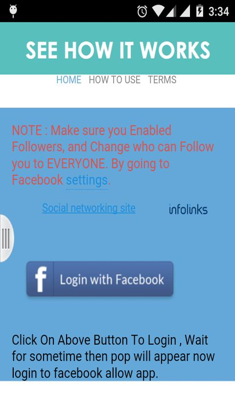 Real Liker - Get FB Likes Download and Install | Android