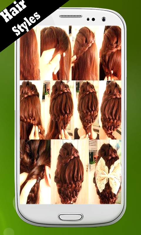Hair Styles Step By Step Download And Install Android