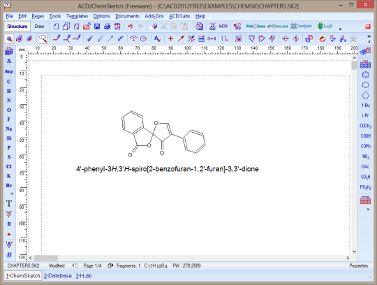 Acd labs chemsketch free download.