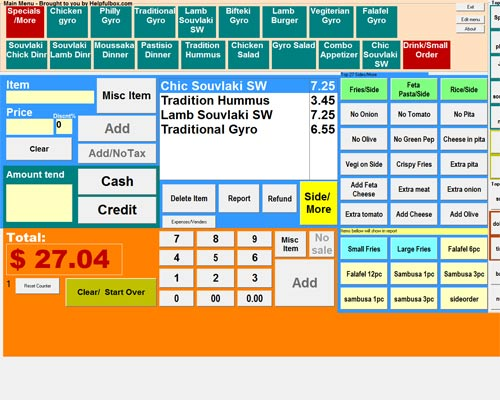 Free POS Project Download and Install | Windows