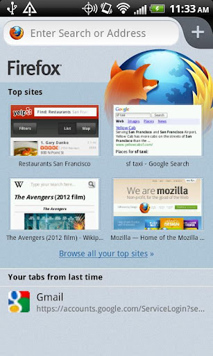 how to download and install mozilla firefox for android phone