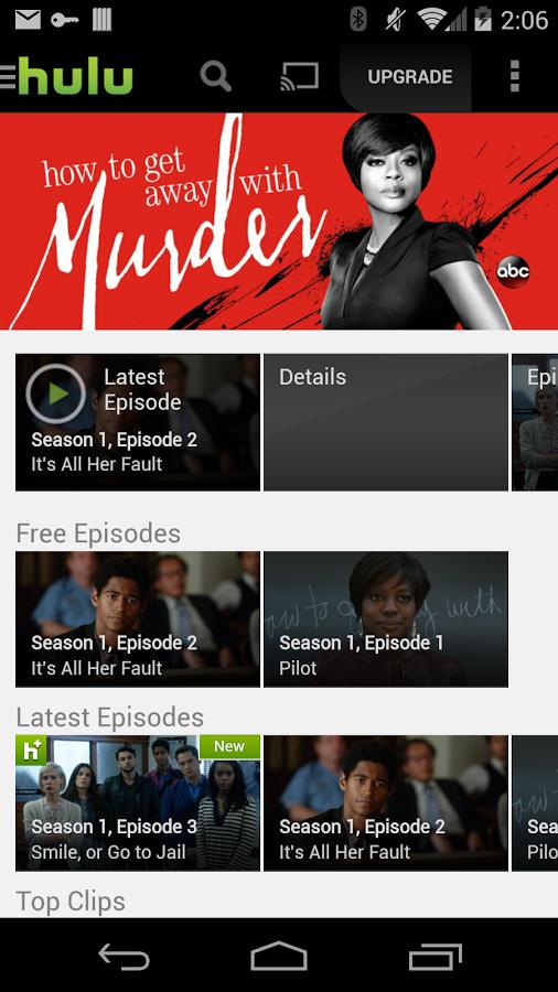 Hulu on Xbox One - Xbox