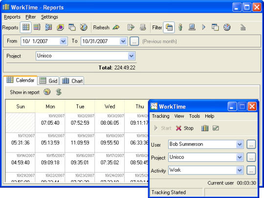 WatFile.com Download Free WorkTime Download and Install | Windows