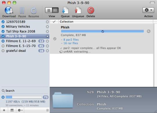 NZB Drop Download and Install   Mac