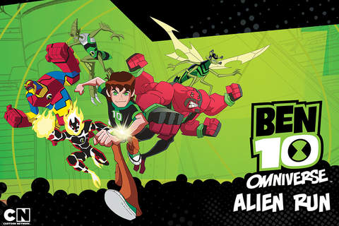 Ben 10 Omniverse: Alien Run Download and Install   Ios
