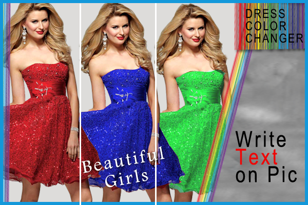 Change Dress And Clothe Color Download And Install Android