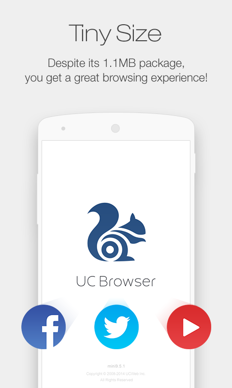 UC Browser Mini Download and Install | Android