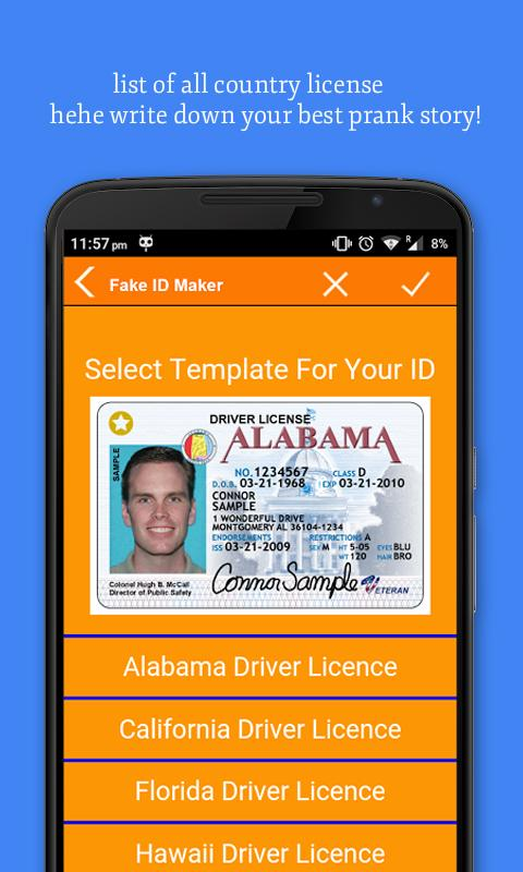 Fake ID - Maker  Generator  Download and Install | Android