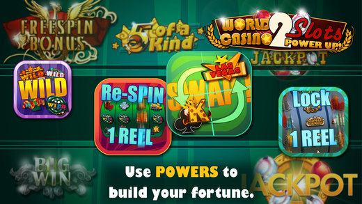 Freeslots Power Up Casino Free Slots Games Amp New Bonus Slot