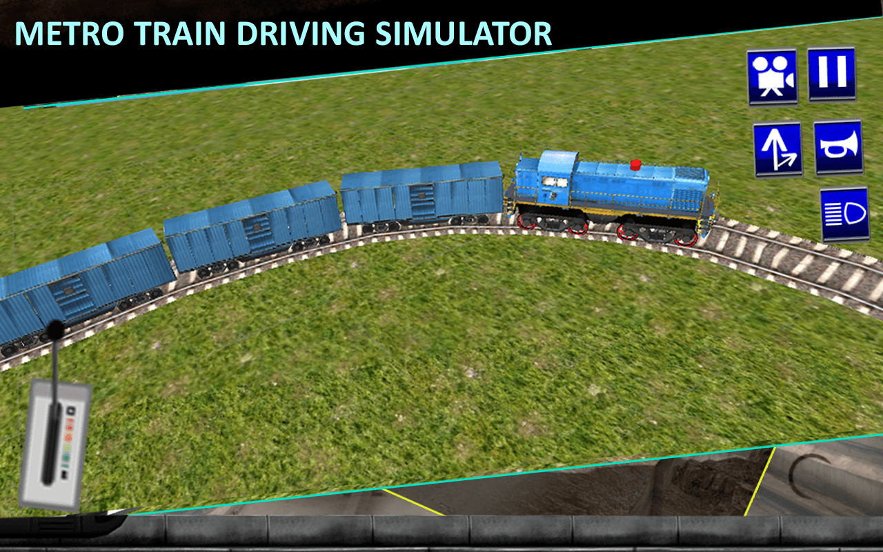 Metro Train Driving Simulator Download and Install | Android