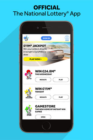 The National Lottery The UKs Official Lotto &